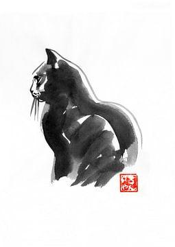 Profil Katze von philippe imbert