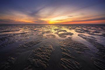 Hammers (structuren in het zand) van Thom Brouwer