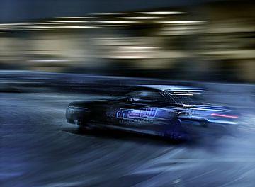 Car Racing von Fons Bitter