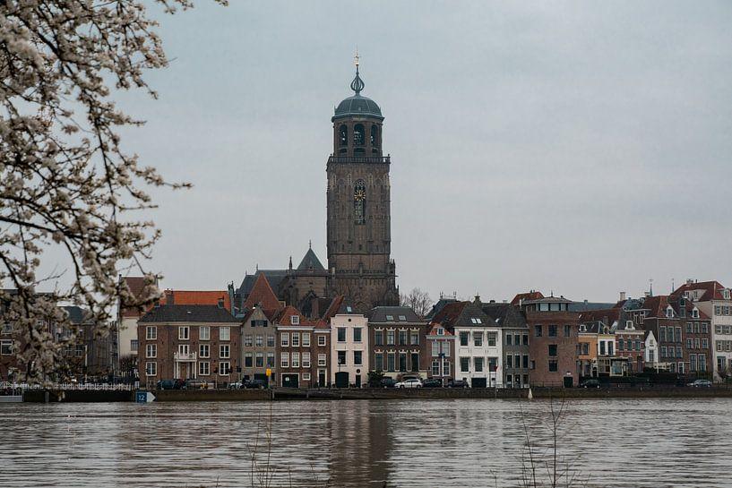 Lebuïnuskerk, Deventer van Ingrid Aanen