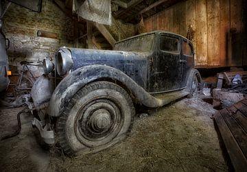 Auto Delage D8 -15 1933/34 von Kelly van den Brande