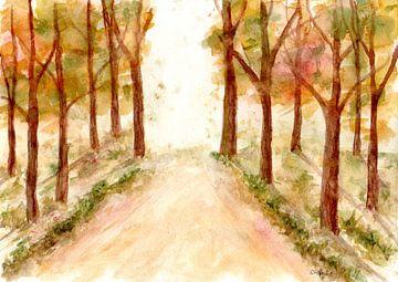 L'humeur de l'automne sur Sandra Steinke