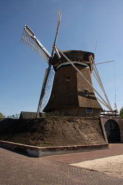 Meule van Wassens, Zuidwolde Drenthe sur Klaas Leguit