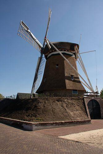 Meule van Wassens, Zuidwolde Drenthe van Klaas Leguit