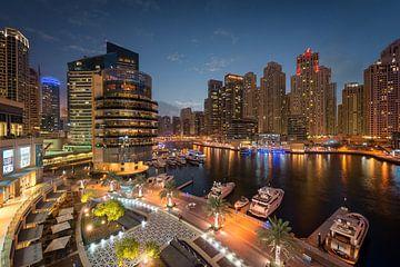 Dubai Marina von Stefan Schäfer