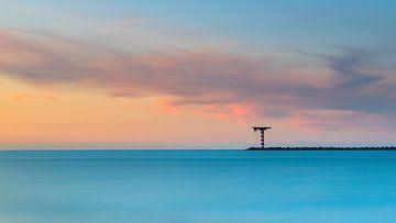 Hafeneinfahrt! von Karin de Bruin