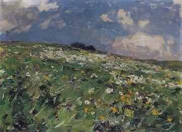 Sommerwiese, ALEXANDER KOESTER, 1900 von Atelier Liesjes