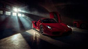 The Ferrari Big 5 - Ferrari Enzo Ferrari by Gijs Spierings