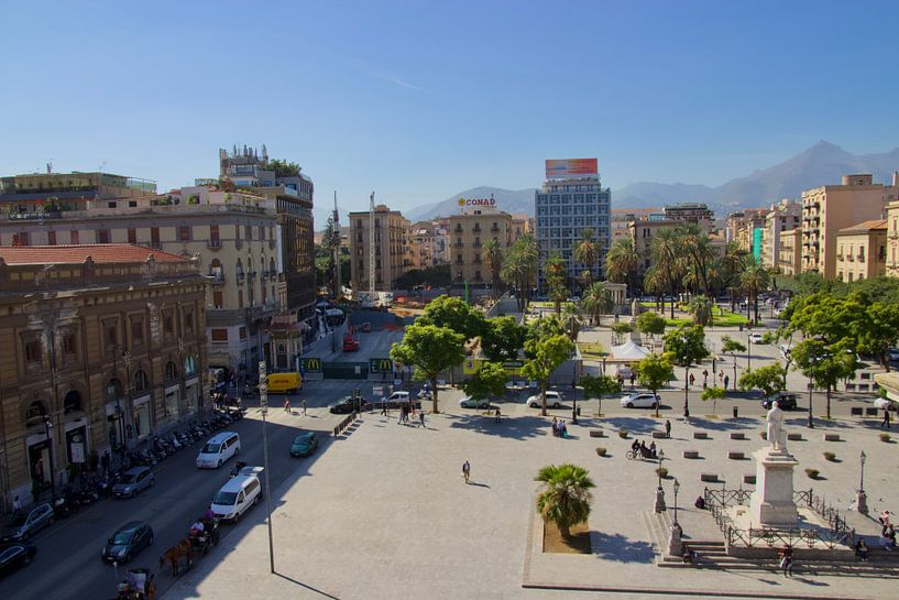 Palermo von Sven Zoeteman