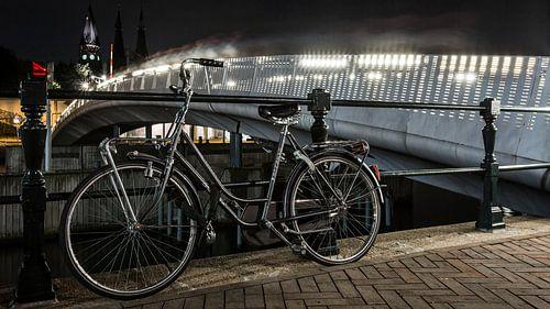 Amsterdam transportation van Scott McQuaide