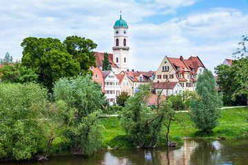 Regensburg St. Mang von Jan Schuler