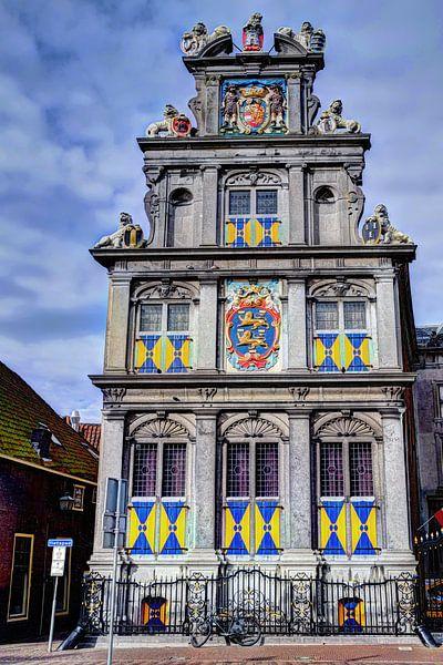 Musée Hoorn Westfries Hollande du Nord Pays-Bas sur Hendrik-Jan Kornelis