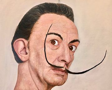 Salvador Dali von Christian Carrette