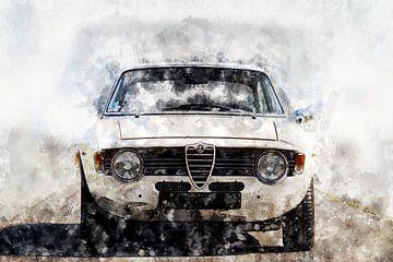 1967 Alfa Romeo Giulia Sprint 1600 GT Veloce von Theodor Decker