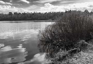 Eine Fata Morgana auf dem See. von Alice's Pictures