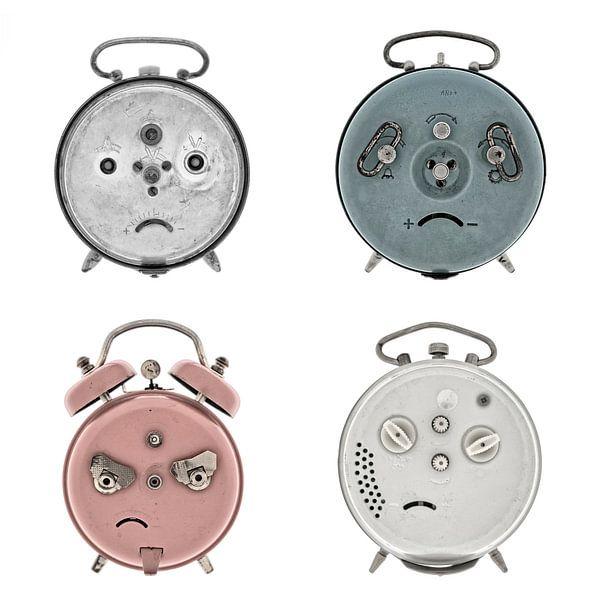 Clockfaces van Cor Ritmeester