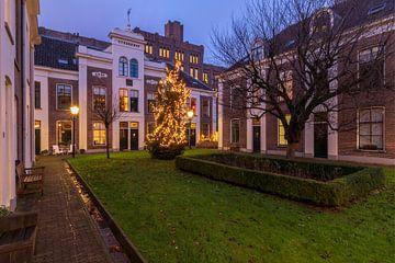 Avond in De Sterrehof en De Inktpot Utrecht van André Russcher