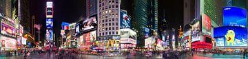 Time Square, New York360 Grad von Keith Wilson Photography