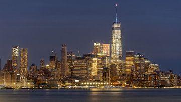 New York  Panoramaaufnahme von Kurt Krause
