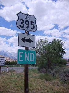 Road sign 3 van Karen Boer-Gijsman