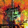 Lady behind colors von PictureWork - Digital artist Miniaturansicht