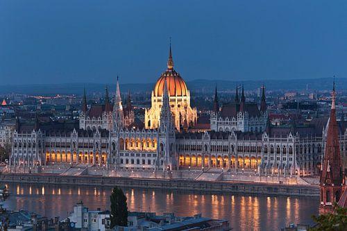 Parlament Budapest, Ungarn von