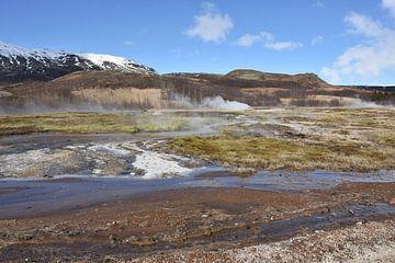 IJsland / Iceland van Henk de Boer
