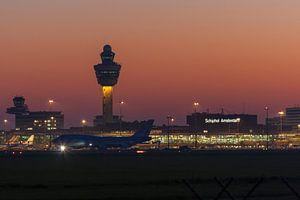 Amsterdam, Schiphol Airport
