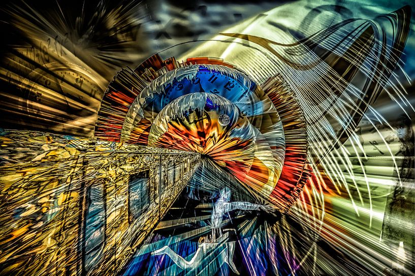 Time Tunnel van Holger Debek
