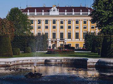 Wien – Schloss Schönbrunn / Kammergarten von Alexander Voss
