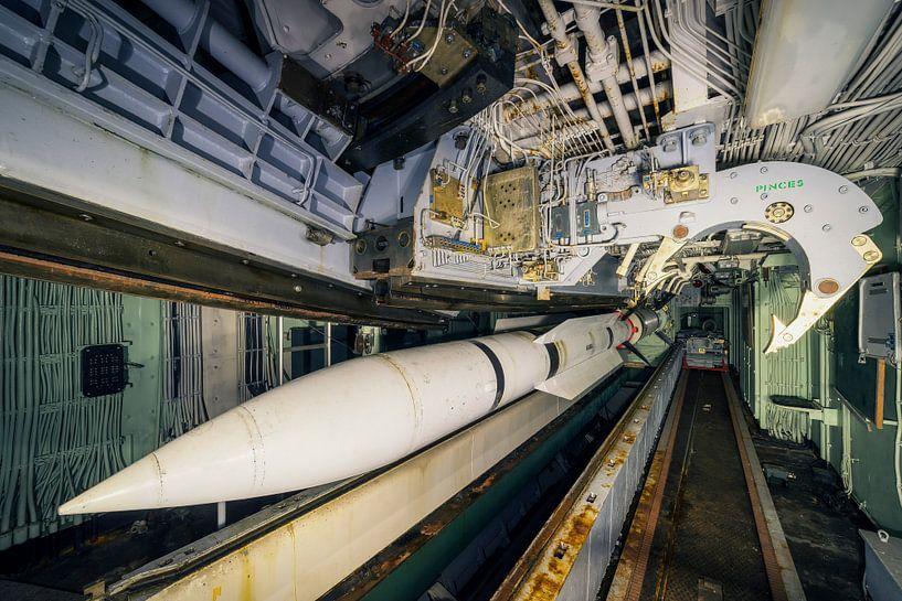 Big Rocket van Michael Schwan