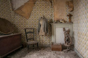 kamer in boerderij von Ivana Luijten