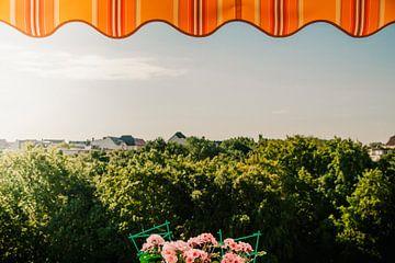 Balkon van Sebastian Schimmel