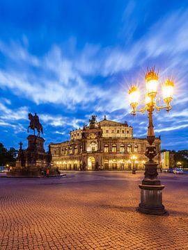Semperoper in Dresden
