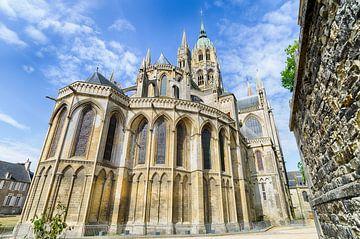 Notre-Dame de Bayeux sur Mark Bolijn