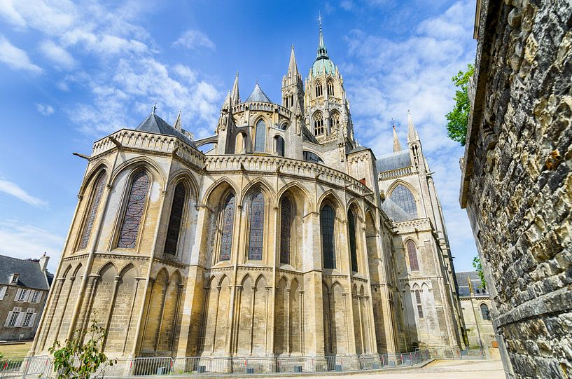 Notre-Dame von Bayeux von Mark Bolijn