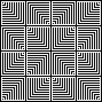 4xL | N=10 | V=99 | 04x04 van Gerhard Haberern
