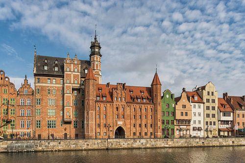 Gdansk, Poland van