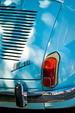 Fiat 600 van Frans Scherpenisse