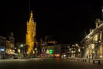 Markt Roermond@night
