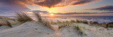 de kust in beeld van eric van der eijk