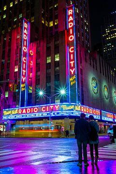 Radio City Music hall van Tim van Kleunen