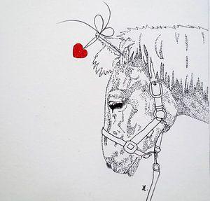 HeartFlow Paard