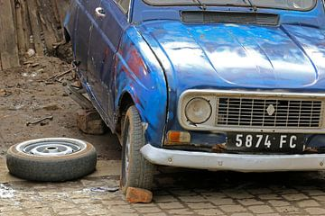 Renault 4 van Antwan Janssen