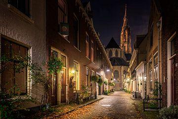 Nachtwandeling van Michiel Buijse
