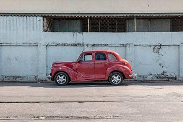 Roter Ford Coupe von Tilo Grellmann | Photography