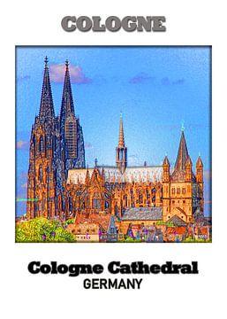 Köln & Kölner Dom von