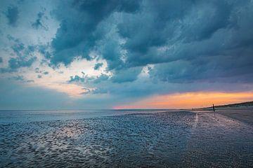 Verlassener Strand von Cor Bak