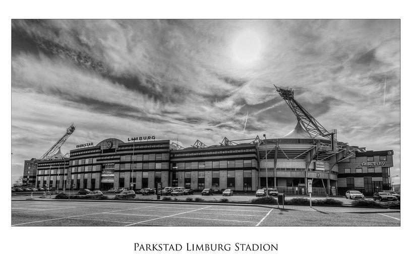 Parkstad Limburg Stadion in Kerkrade van John Kreukniet