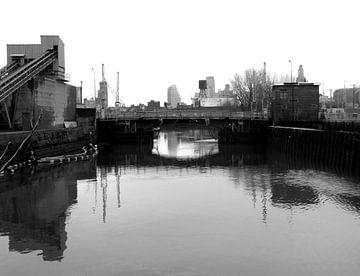'Brug Brooklyn', New York  van Martine Joanne